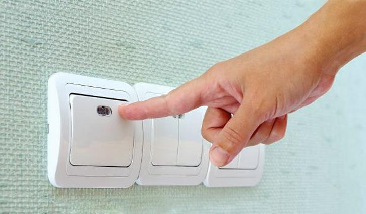 Как установить выключатель или розетку скрытой установки, двух клавишный электрический выключатель.