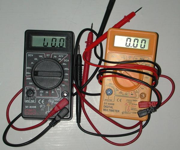 Как измерять напряжение, цифровые и стрелочные вольтметры для измерения напряжения и ЭДС