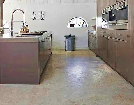 Наличной пол для кухни